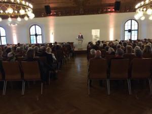 Kirchenrat Reiner Schübel, Evangelischer Vorsitzende