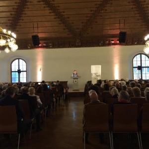 Grußworte: Frau Beatrix Zurek, Stadträtin   in Vertretung von Herr Josef Schmid