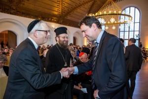 Eröffnungsveranstaltung zur Woche der Brüderlichkeit im Alten Rathaus am 05.03.2017. Robert Kiderle Fotoagentur