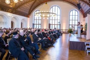 Eröffnungsveranstaltung zur Woche der Brüderlichkeit im Alten Rathaus am 05.03.2017